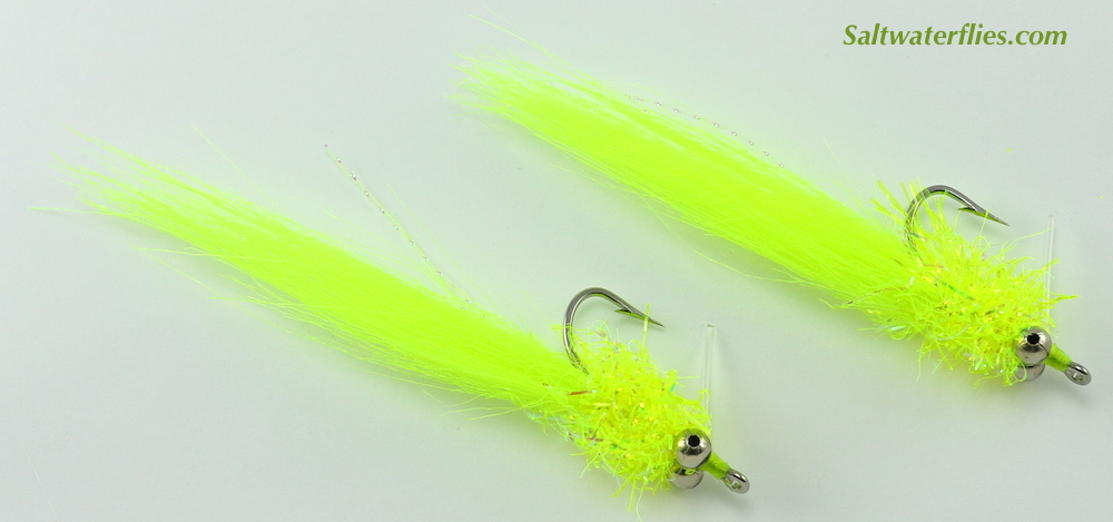 Flash Minnow Chartreuse Pearl