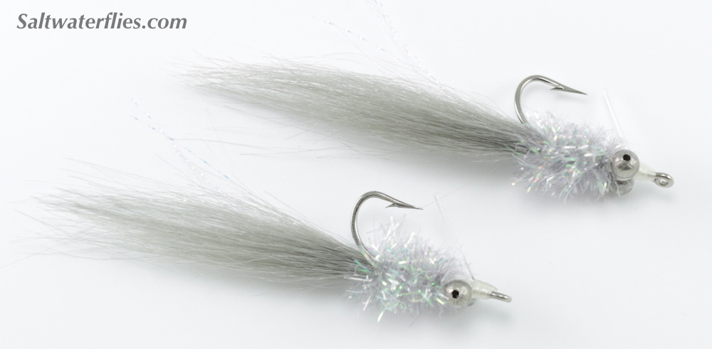 Flash Minnow Gray Pearl