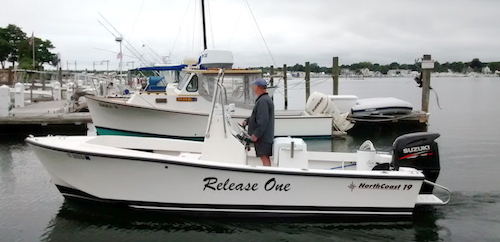 Capt Randy Jacobson - Release One Charters!