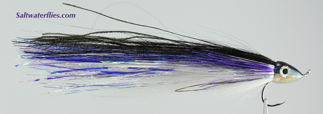 Bluewater Streamer Flying Fish