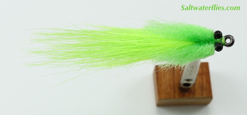 Tarpon Toad Chartreuse